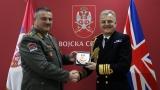 Посета заменика начелника Штаба одбране Оружаних снага Уједињеног Краљевства