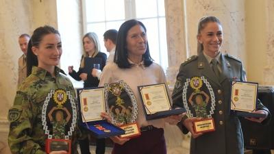 Додела признања и награда поводом Дана Војске Србије
