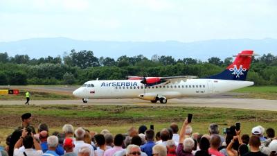 """Aerodrom """"Morava"""" otvoren za međunarodni civilni vazdušni saobraćaj"""