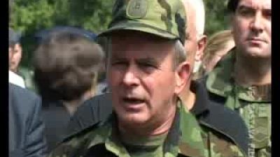 Приказ практичног дела међународне војно-медицинске вежбе MEDCEUR 2009