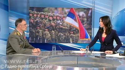 Vojska Srbije spremna i motivisana