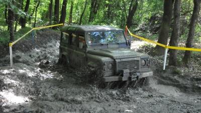 Prvo međunarodno takmičenje vojnih vozača