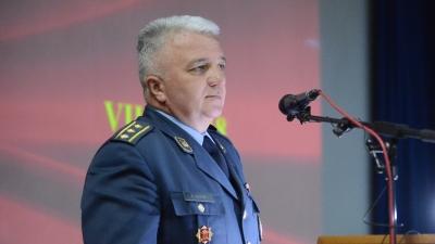 Обраћање пуковника Зорића на отварању вежбе Викинг 18