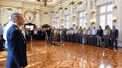 Прослава Дана војне полиције