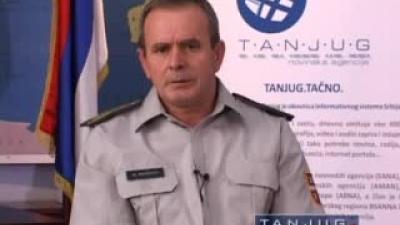 Intervju načelnika Generalštaba Vojske Srbije general-potpukovnika Miloja Miletića Tanjugu