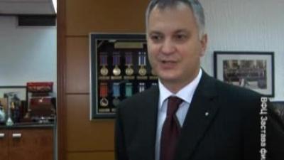 Ministar Šutanovac primio poručnika Aleksandra Dišovića i učenika Petra Repića
