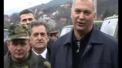 Nоvi kamioni FAP-a za Vojsku Srbije