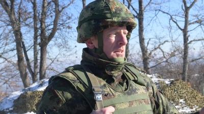 Старији водник прве класе Хаџи Милан Стојановић
