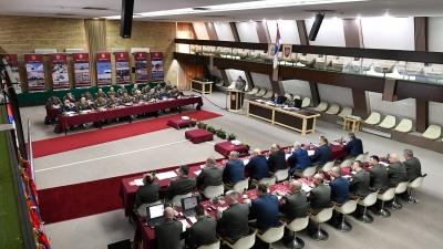 Годишња анализа способности Војске Србије