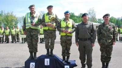 Takmičenje vozača motornih vozila Vojske Srbije