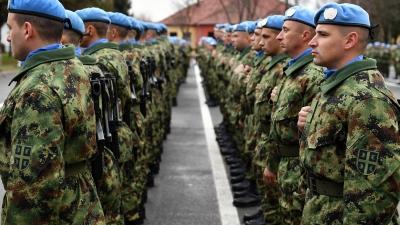 Испраћај контингента Војске Србије у мировну операцију УН у Либану