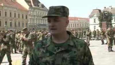 Pripreme za proslavu Dana Vojske Srbije