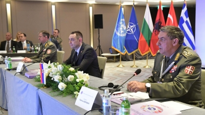 General Ljubiša Diković o 12. Konferenciji NGŠ balkanskih zemalja