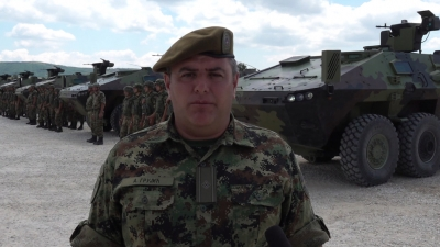 Major Aleksandar Grujić
