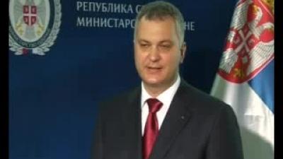 Minister Sutanovac statement