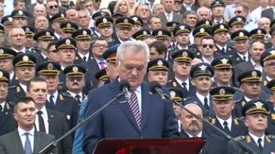 Proslava povodom Dana Vojske Srbije i Dana pobede