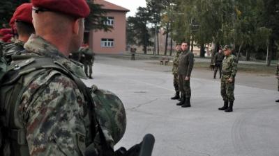 Војска Србије је спремна да брзо и одлучно изврши наређења врховног команданта