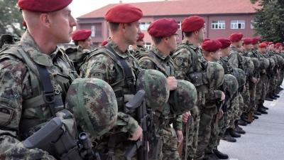 Обилазак јединица у Нишу