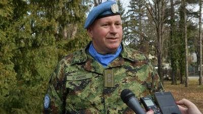 Lieutenant Colonel Danilo Joković, M.D.