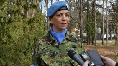 Head Nurse Svetlana Petrović