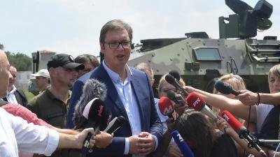 Председник Вучић о улагању у Војску Србије