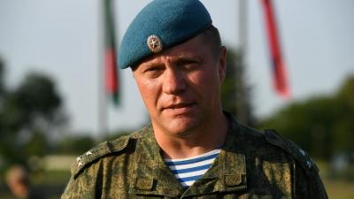 Гардијски пуковник Виктор Бабиков