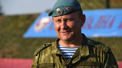 Гардијски пуковник Александар Барауља