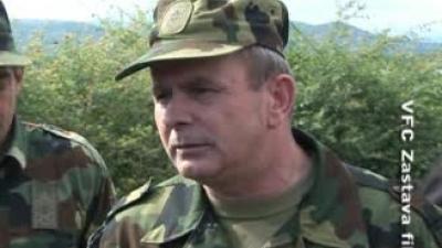 Изјава начелника ГШ ВС генерала Милетића