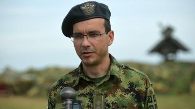 """Pripreme raketaša Vojske Srbije za gađanje na poligonu """"Šabla"""""""