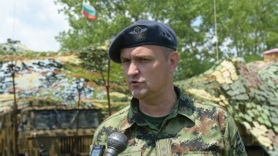 Потпуковник Борис Штрк