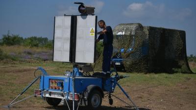 Рад 3Д радара за потребе испитивања балистичких параметара лета ракета