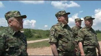 Načelnik Generalštaba u obilasku vežbajućih jedinica