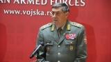Састанак генерала Диковића и команданта Националне гарде Охаја