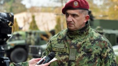 Изјава команданта Специјалне бригаде бригадног генерала Мирослава Талијана
