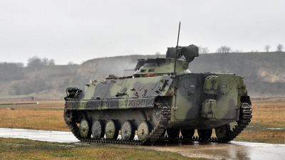 Firing From Infantry Fighting Vehicles