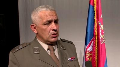 Старији водник прве класе Дејан Илић