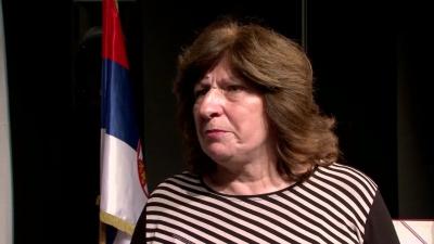 Јелица Ердељан, удовица погинулог заставника Саве Ердељана