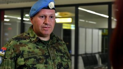 Изјава потпуковника Данила Јоковића