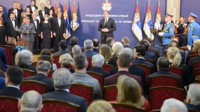 Председник Републике Србије Александар Вучић
