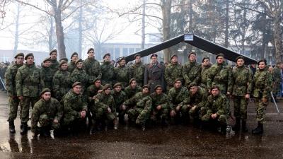 Децембарска генерација војника положила заклетву