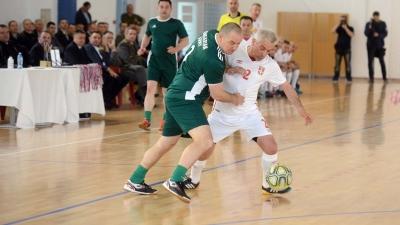 Sportski susret visokih oficira Vojske Srbije i Vojske Mađarske
