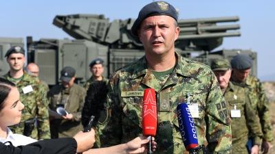 Brigadier General Tiosav Janković