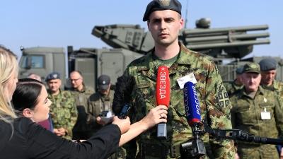 Капетан Милош Голубовић, 250. ракетна бригада за ПВД