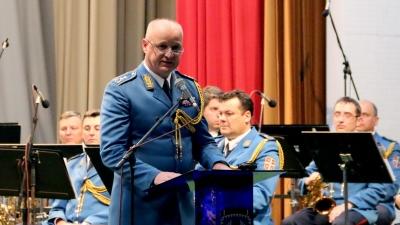 Obraćanje general-majora Milomira Todorovića