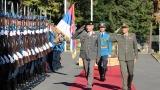 Посета начелника Генералштаба Оружаних снага Аустрије