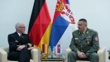 Посета заменика генералног инспектора Бундесвера