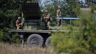 Обилазак обуке припадника ВС у гарнизону Рашка
