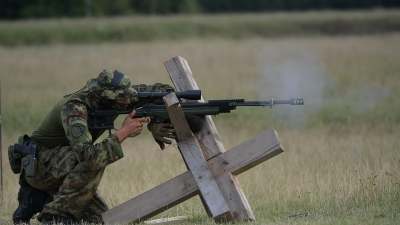 Tour of Preparations for Sniper Frontier Competition