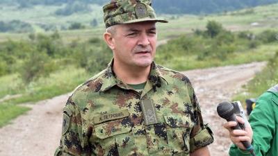 Изјава команданта Прве бригаде КоВ бригадног генерала Жељка Петровића