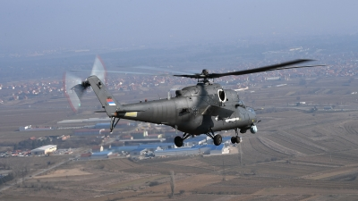 Training on Combat Helicopters Mi-35